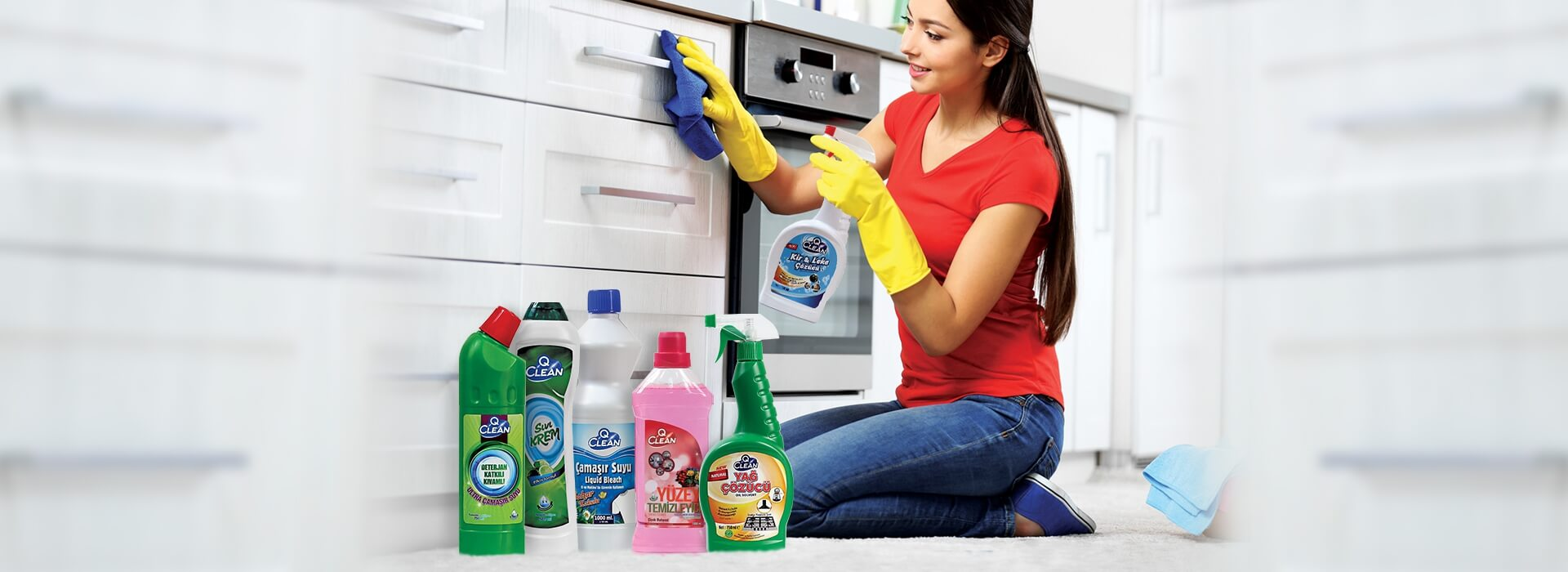 Cleaning - Hyqiene