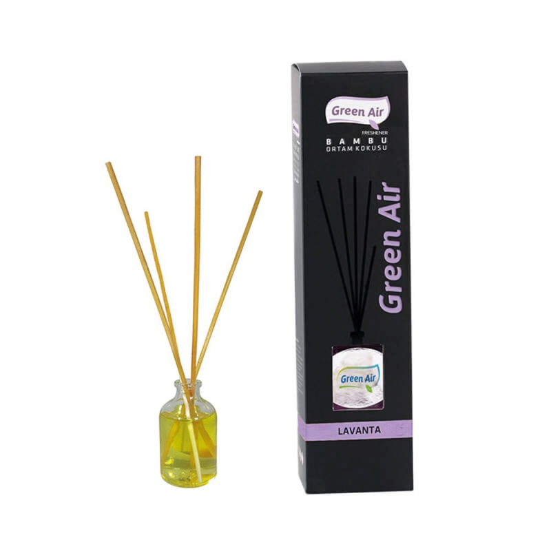 Bamboo Ambient Scent Lavender 50 Ml