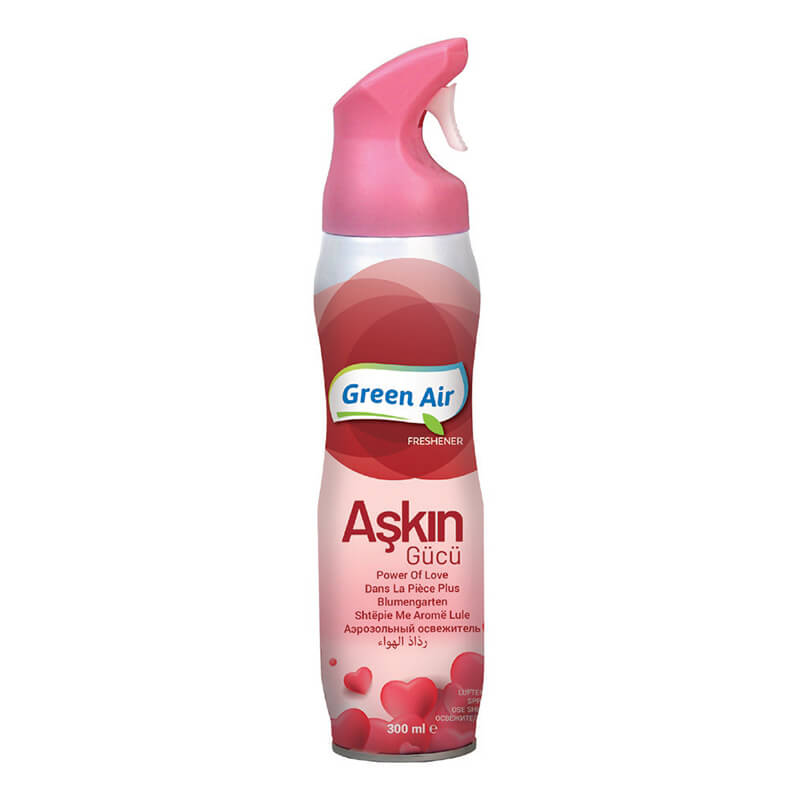 Air Refreshing Sprey Power Of Love 300 Ml