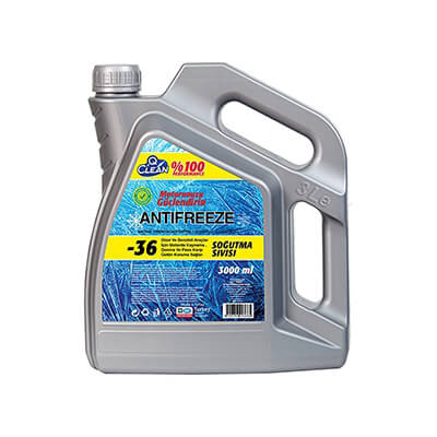 Antifriz  Për Makina 3,000 Ml