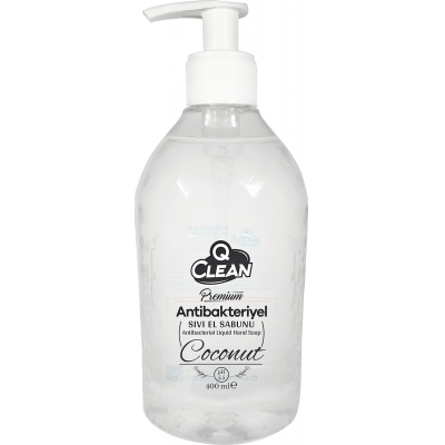 Sıvı El Sabunu Coconut 400 Ml